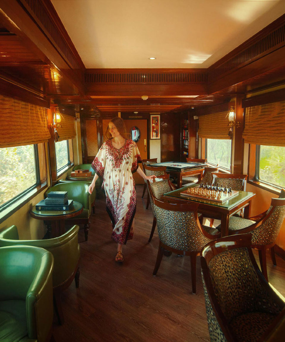 maharaja express luxury train india
